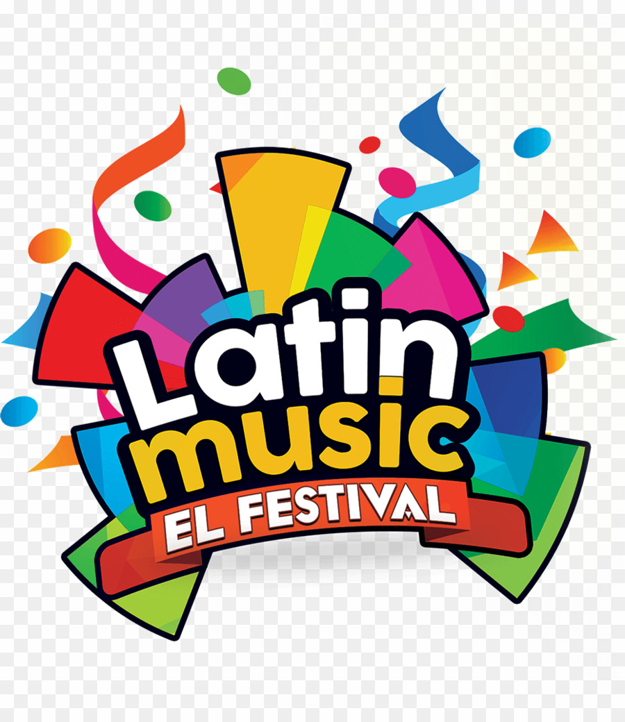 Festival clipart logo design. Latin music png download