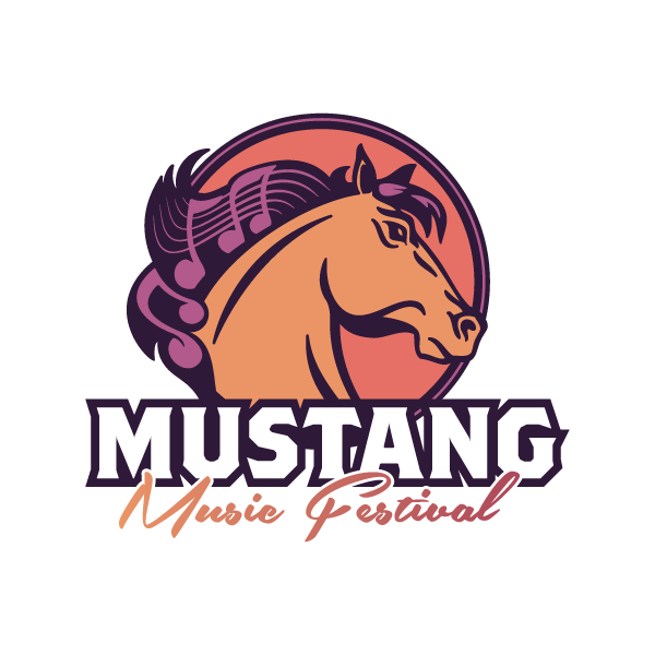 Festival clipart musical group. Mustang music