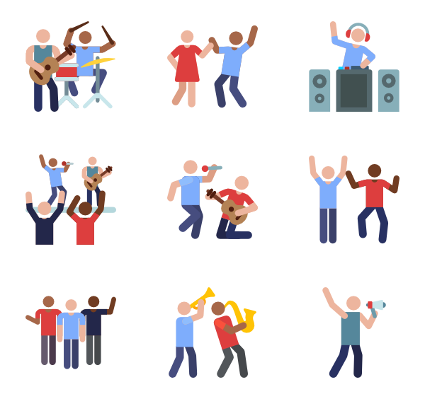 Festival clipart musical group. Free on dumielauxepices net