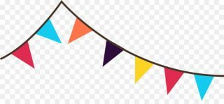 Kisspng clip art cliparts. Pennant clipart festival banner