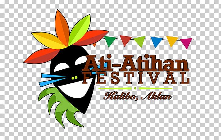 Festival clipart people. Ati atihan logo kalibo