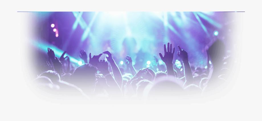 Crowd png music festivals. Festival clipart pop concert