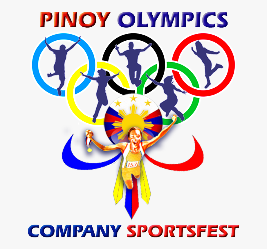 Larong pinoy sportsfest . Festival clipart sports festival