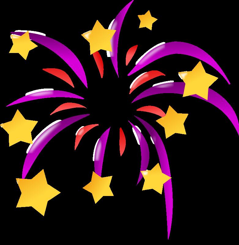Firecracker clipart rainbow. Fireworks free desktop backgrounds