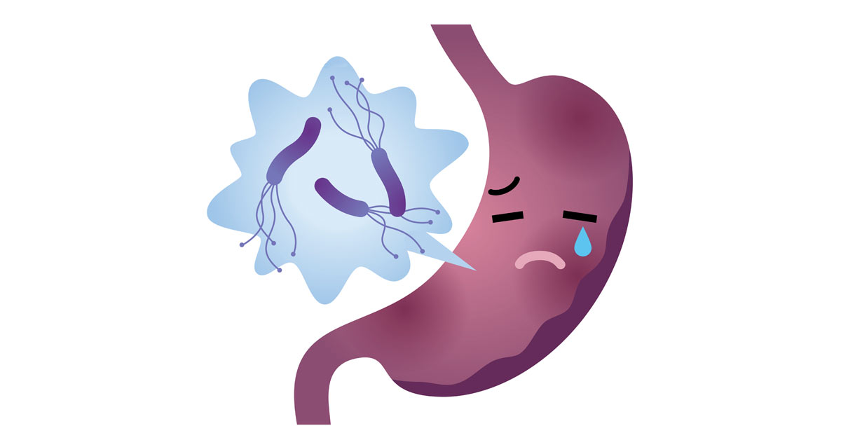 Probiotics and bugs a. Stomach clipart stomach flu