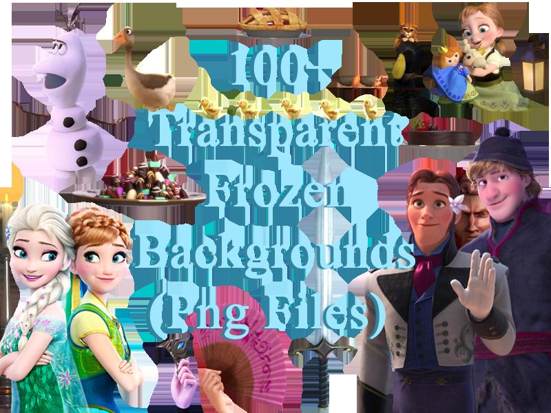 Frozen Clipart Transparent Background  Frozen Transparent