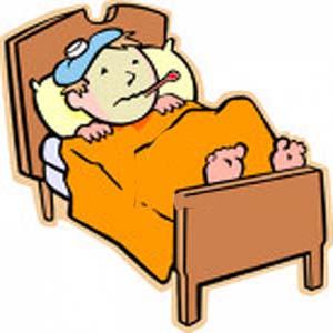 Fever clipart typhoid. Nurse health guides sample
