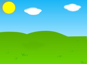 Field clipart. Grass