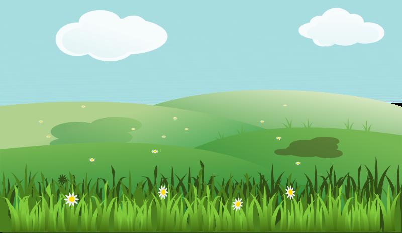 Fields Clip Art