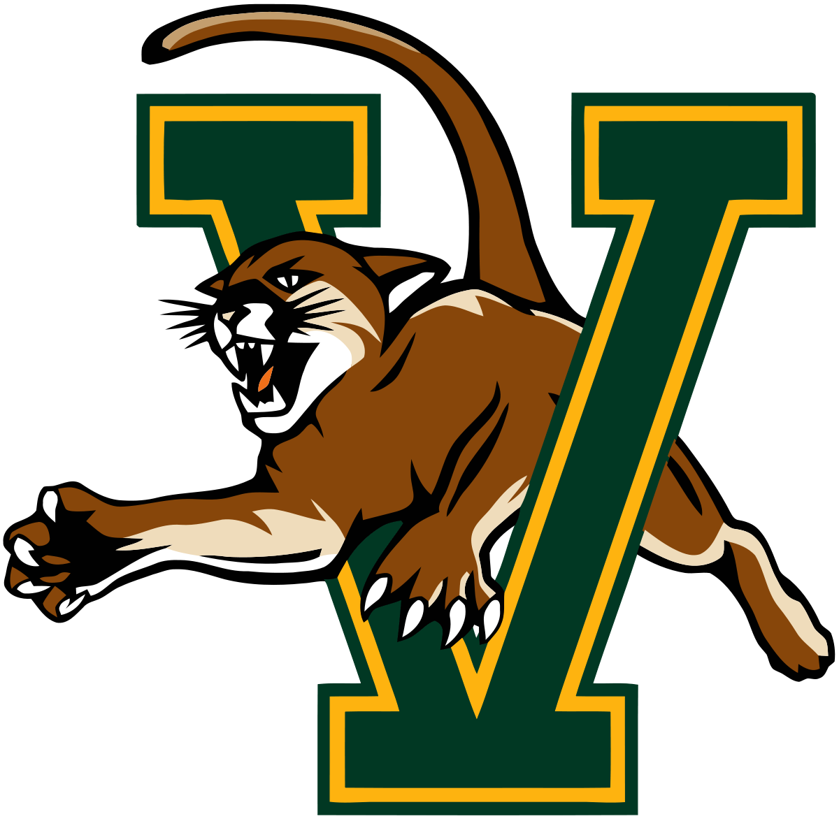 Know thy enemy uvm. Track clipart cat