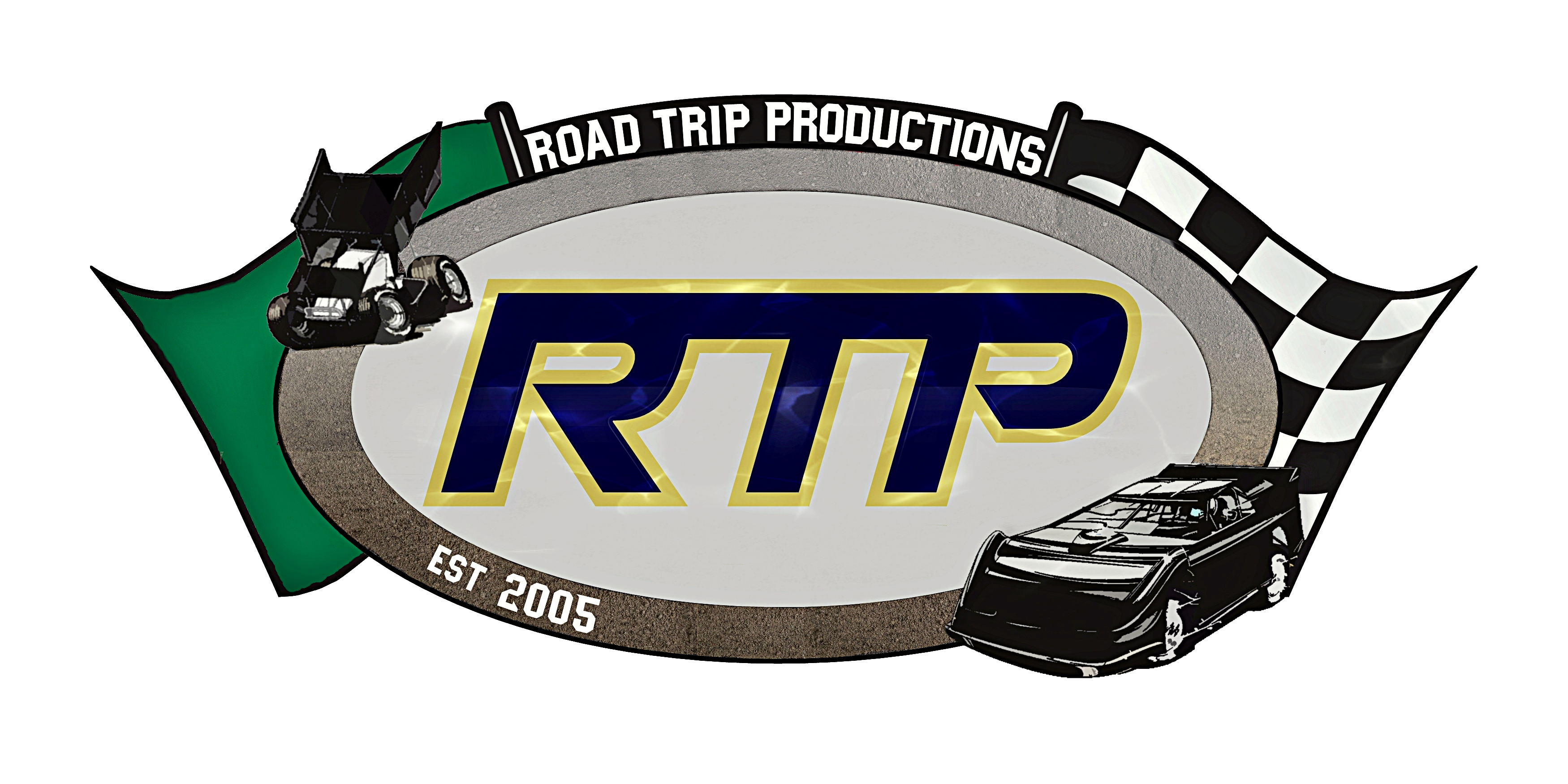 Multimedia road trip productions. Field clipart dirt field