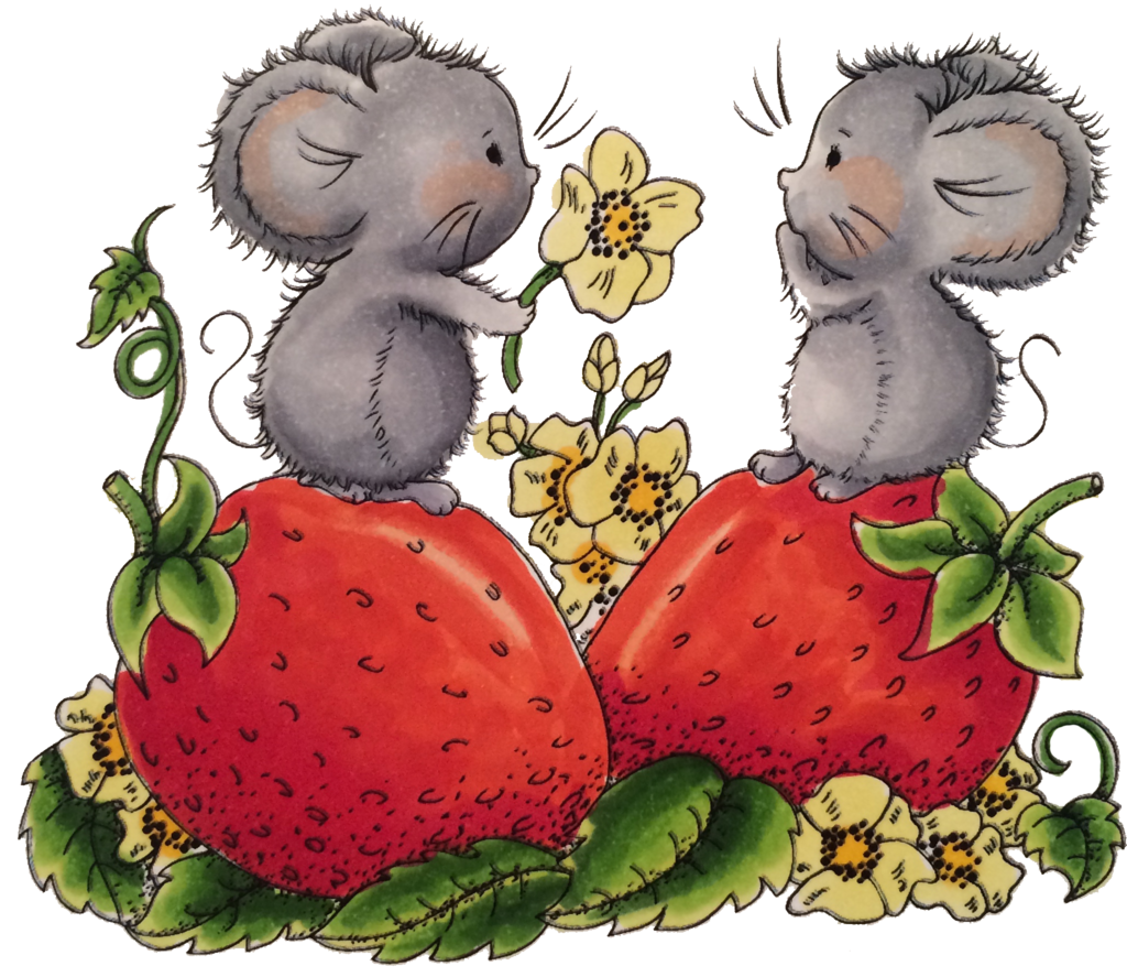 Strawberries clipart strawberry field. Fields ldrs creative
