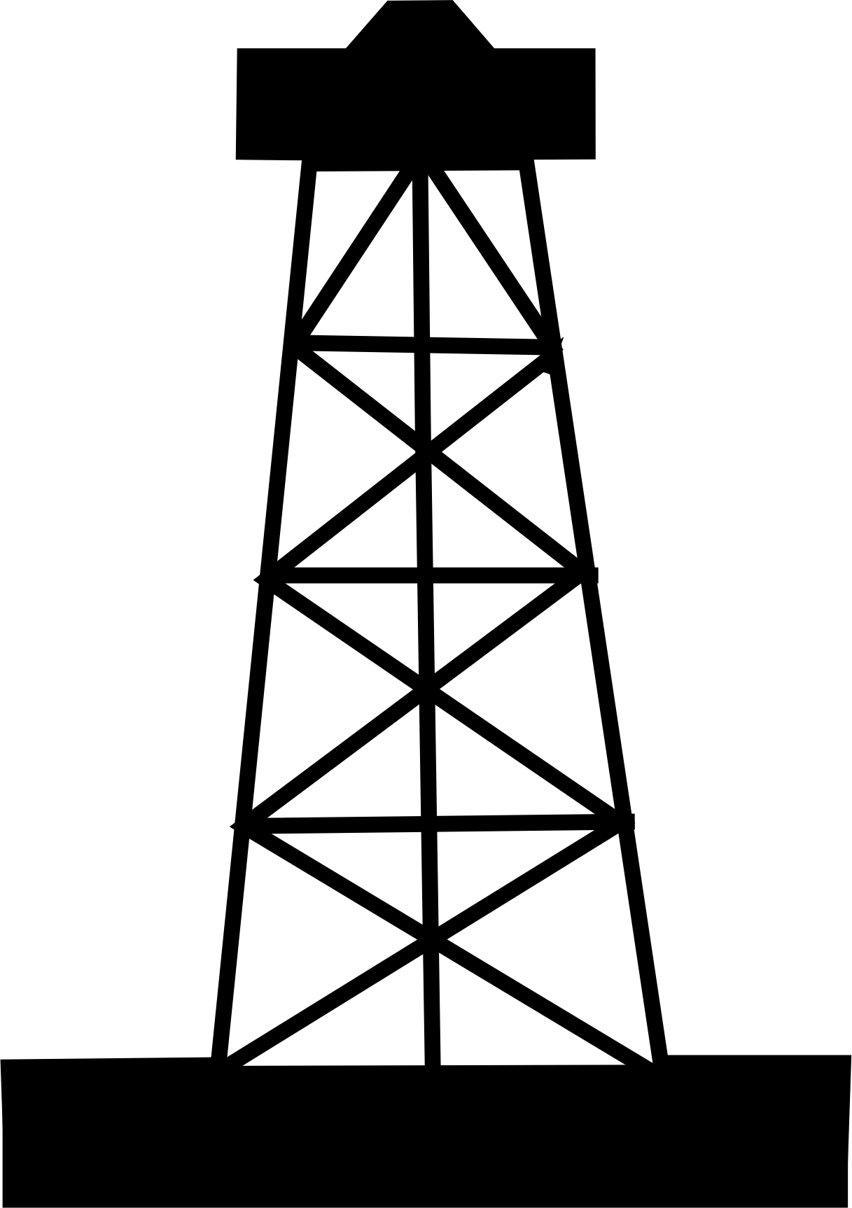Oil Field Clipart