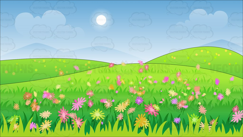 Free cliparts download clip. Sunny clipart field background