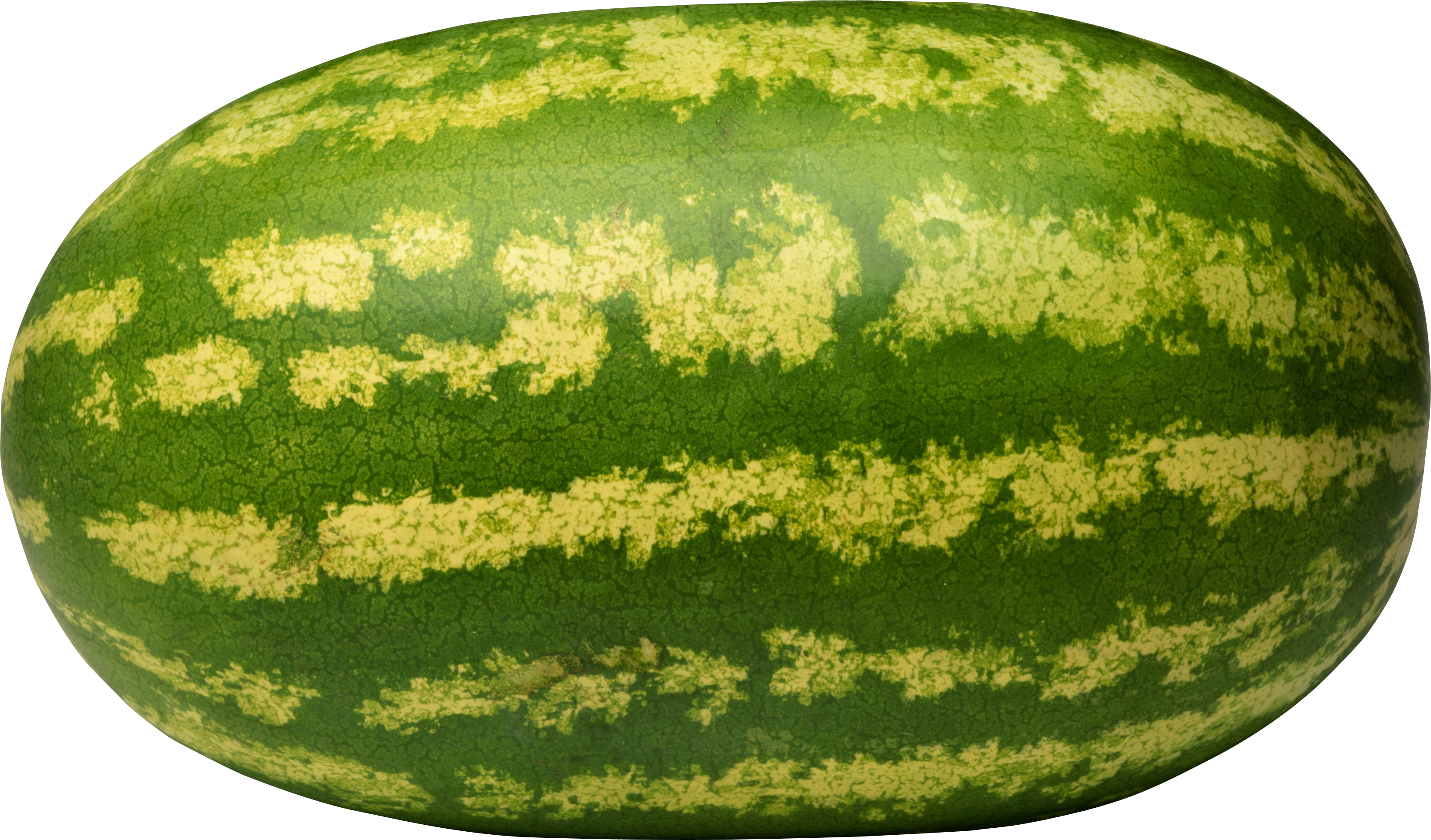 Two isolated stock photo. Watermelon clipart whole