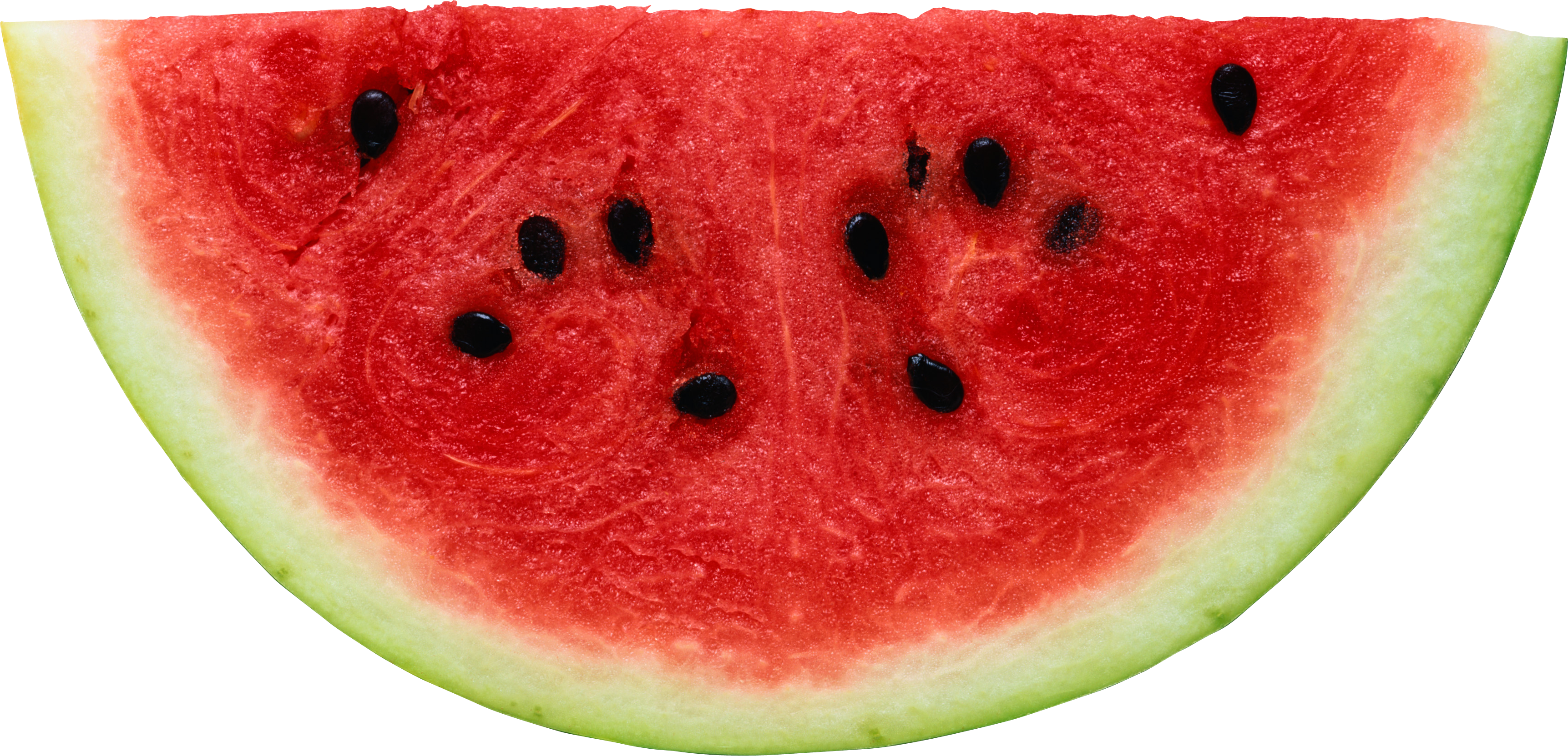One isolated stock photo. Watermelon clipart texture