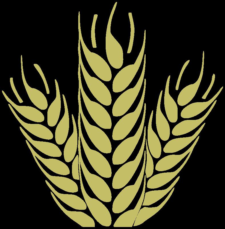 Grain clip art free. Wheat clipart cute cartoon