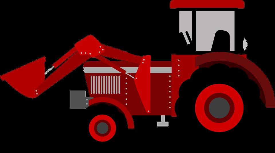 Rural farm tractor pencil. Library clipart kindergarten