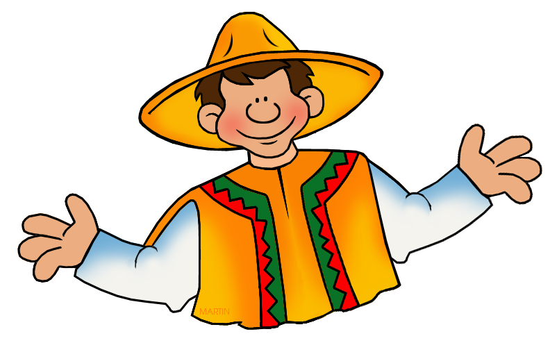 Mexico clipart clothing mexican. Angry clipartxtras