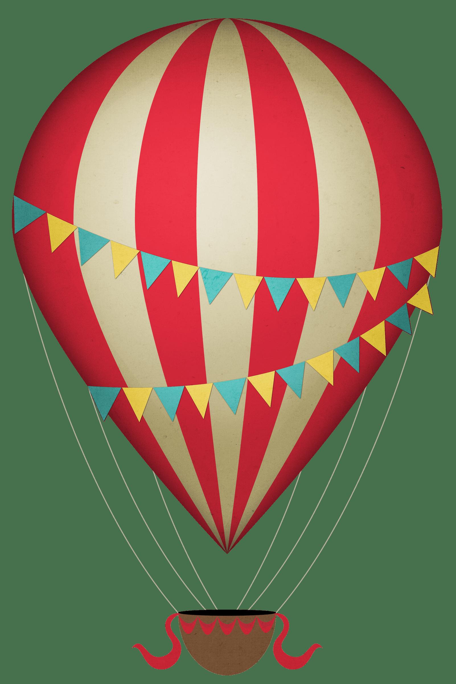 Fiesta clipart balloon. Vintage hot air pinterest