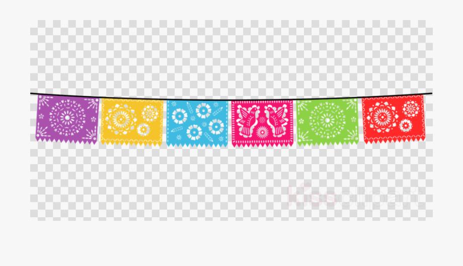 Mexican clipart banner. Transparent