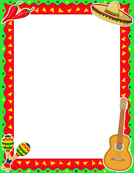 Pin by muse printables. Mexican clipart invitation
