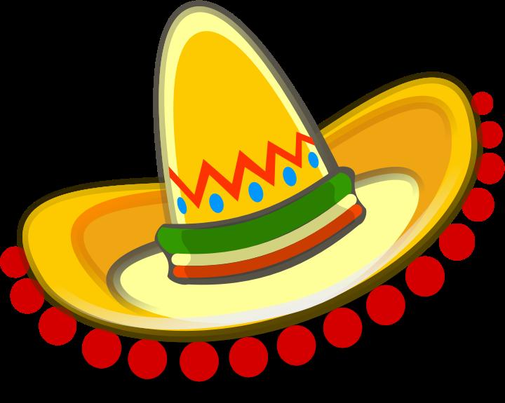 fiesta clipart couple mexican