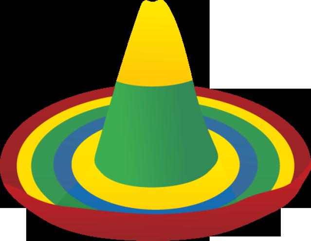 Clip art of many. Pinata clipart baby sombrero