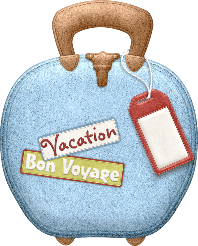 words clipart travel