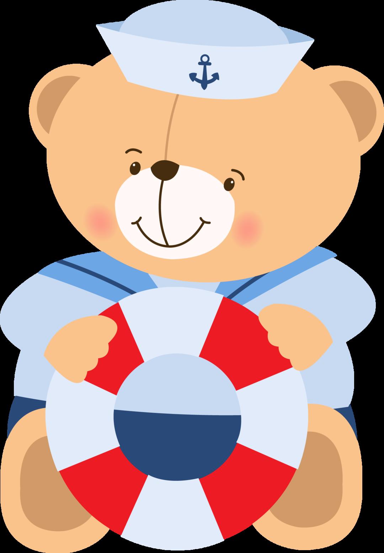 sailor clipart teddy bear