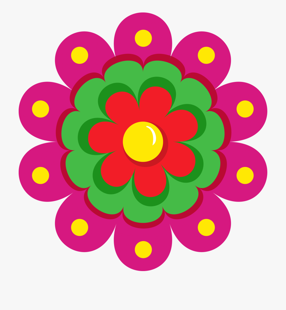 Fiesta clipart spring. Mexico mexican flowers free