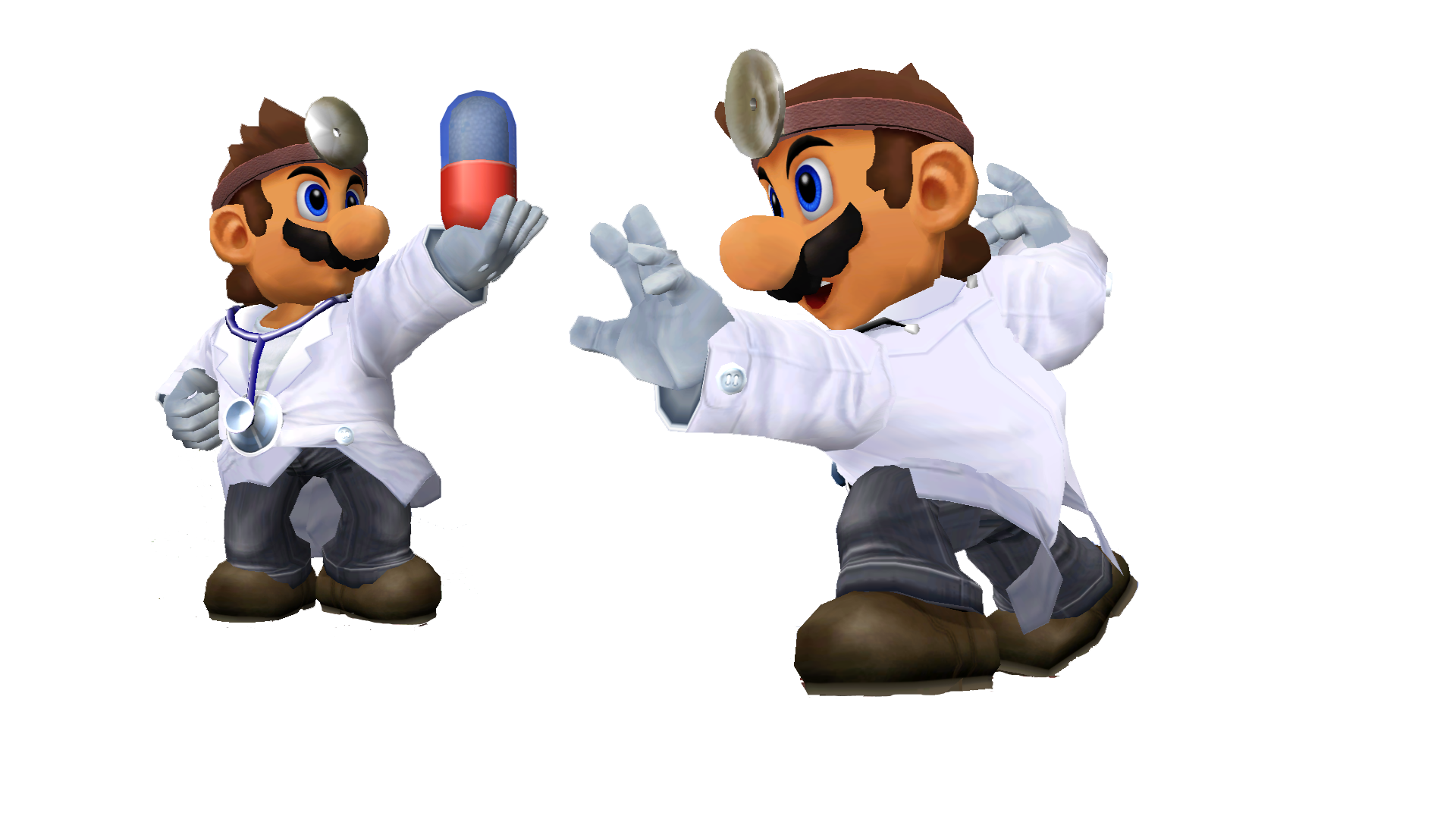 Dr mario render by. Fight clipart aggression