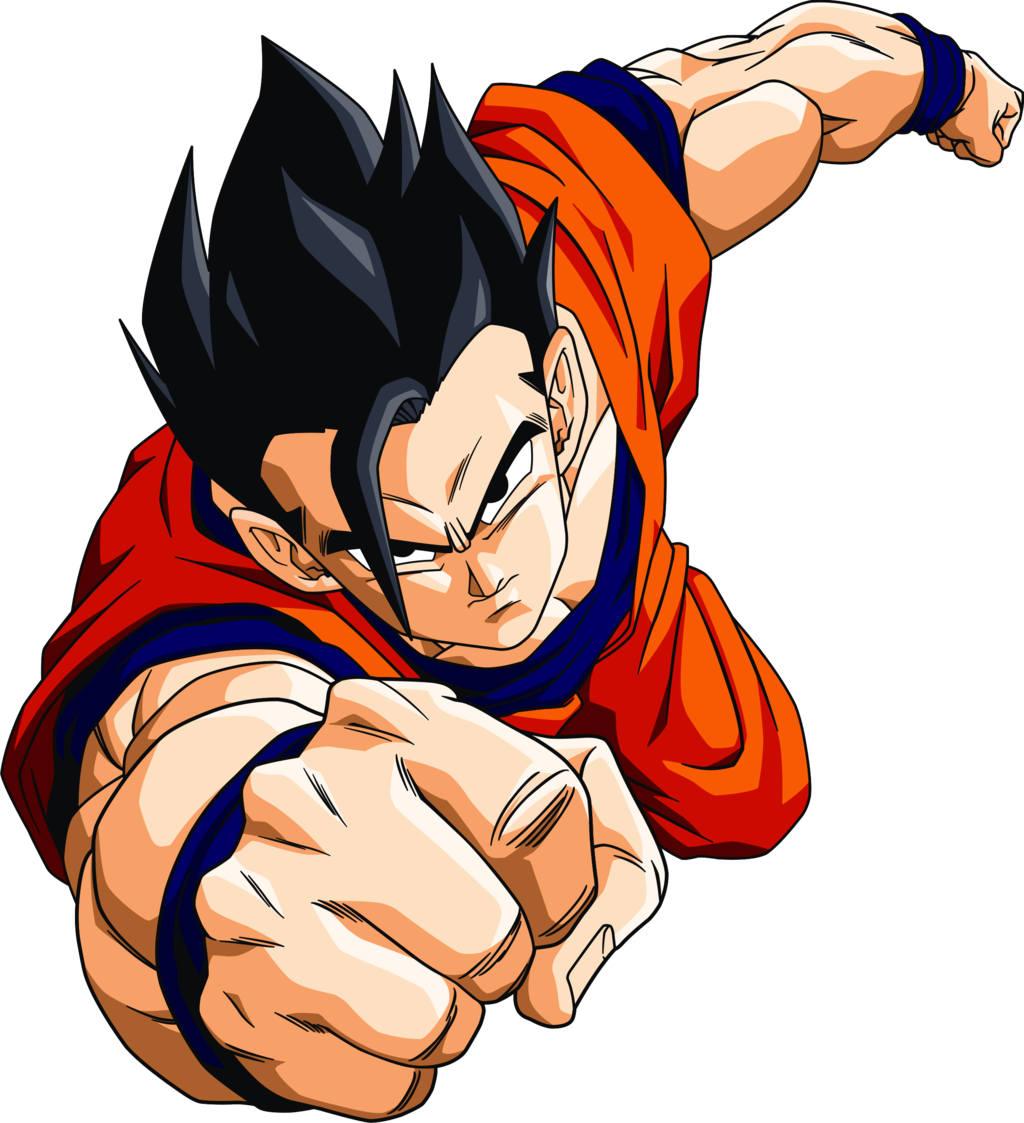 Dragon ball at getdrawings. Fight clipart aggressive child