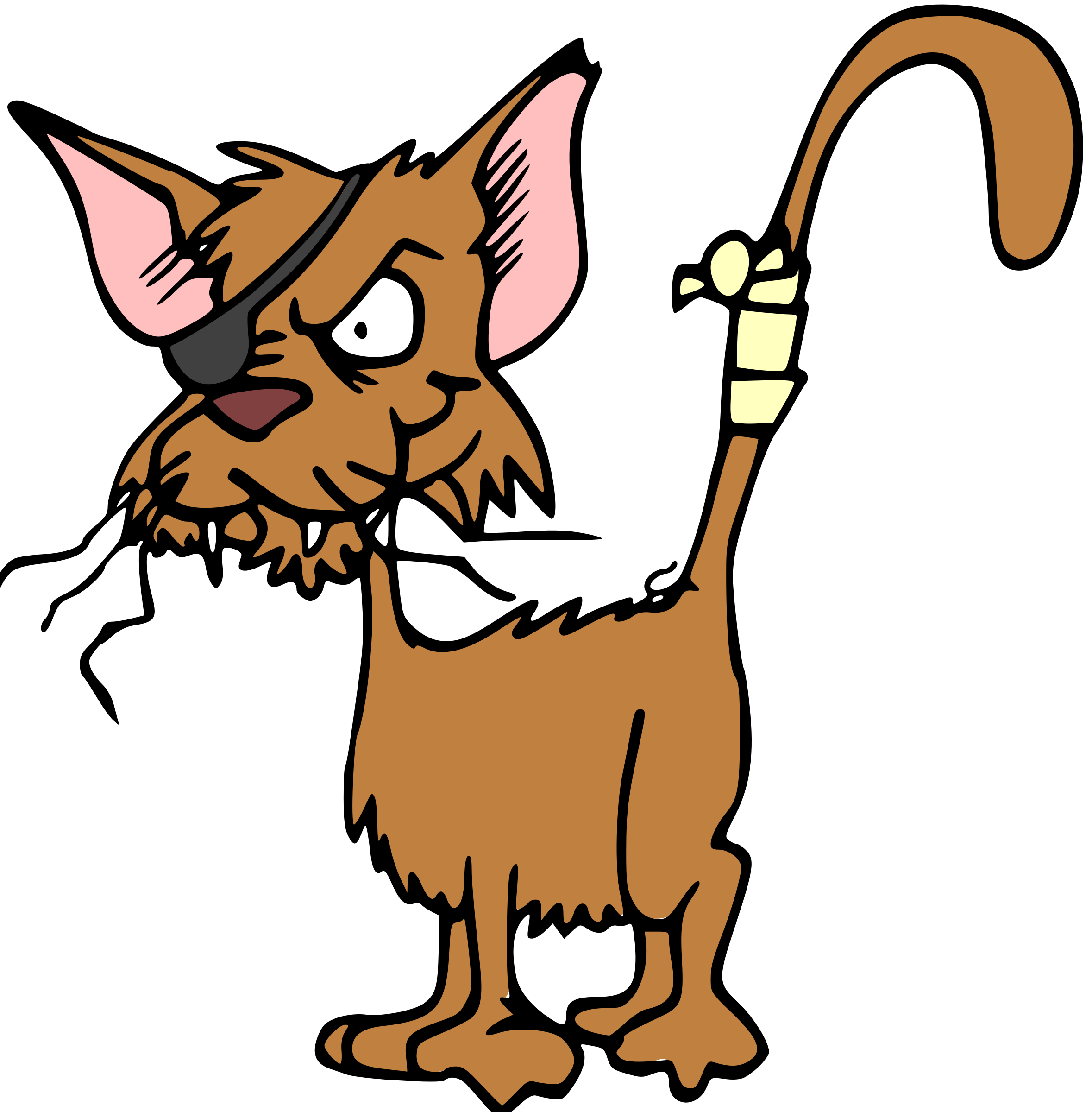 Fire clipart cat. Free cartoon fighting cliparts