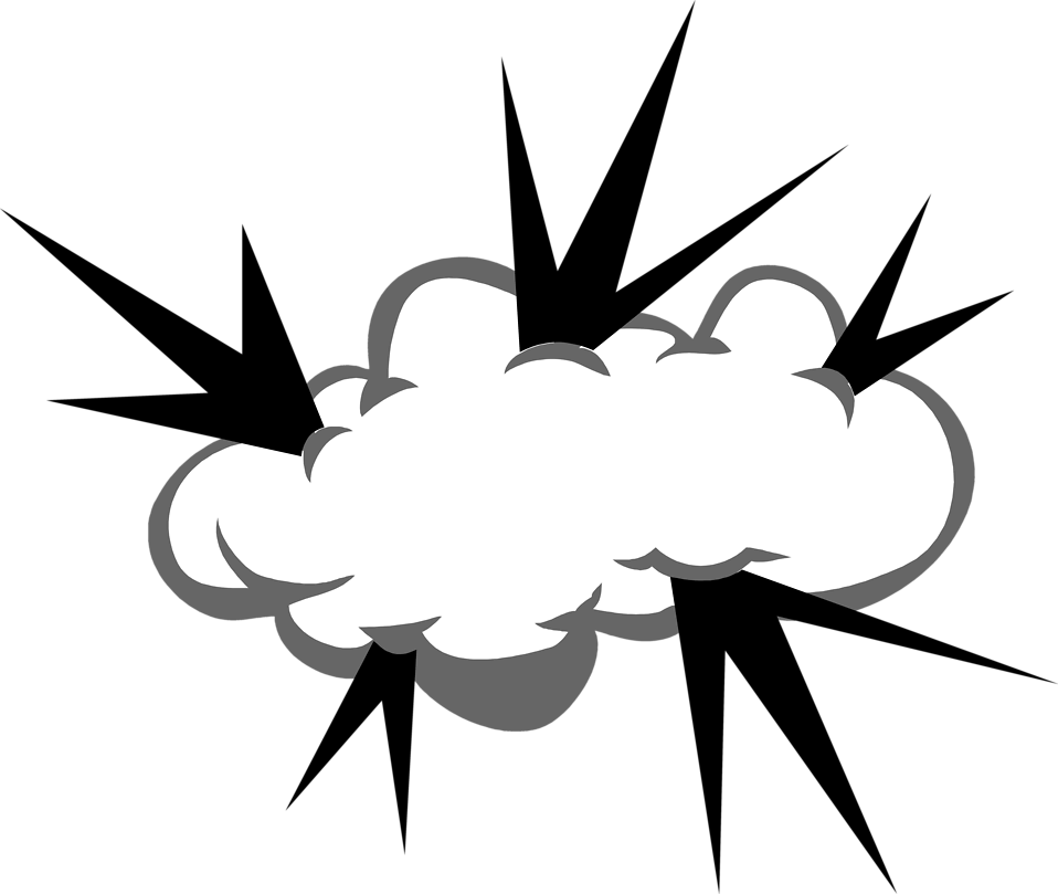 Fight clipart cloud.  collection of high