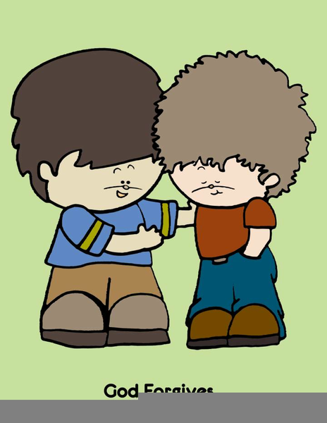 Fighting clipart forgiving other. Free fight download clip