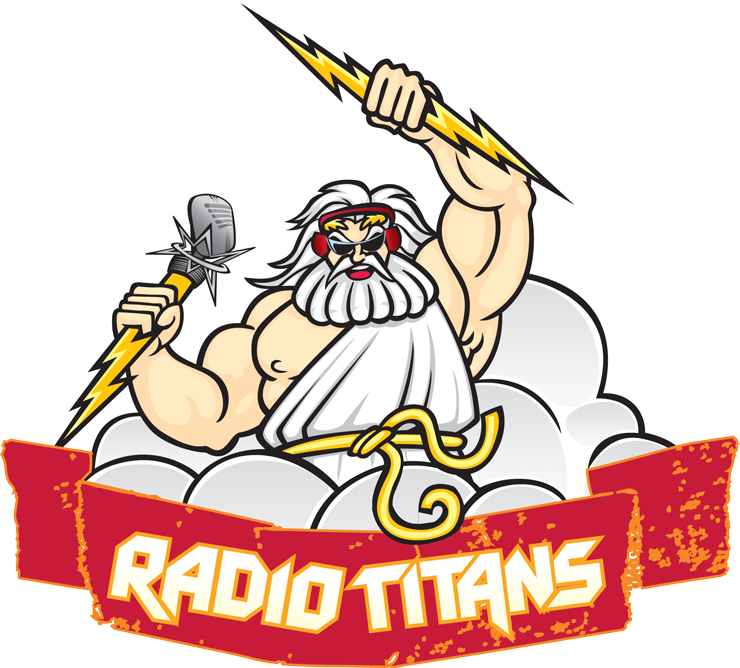 Radio titan s greatest. Fight clipart hits