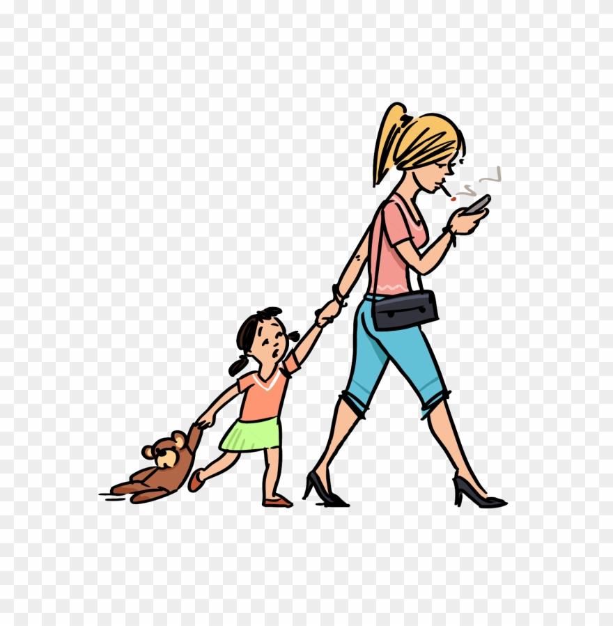 Fighting clipart kid bad habit. Cartoon parenting style