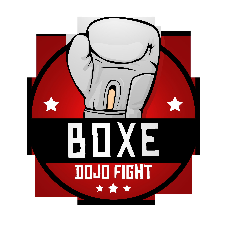 Logo boxe dojo fight. Fighting clipart wing chun