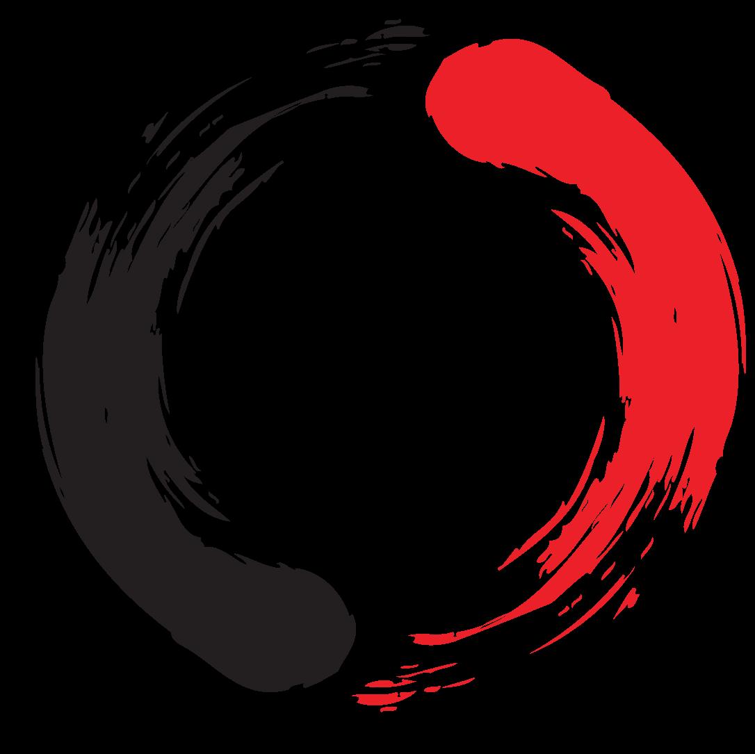 Fighting clipart wing chun. Guinn martial arts logo