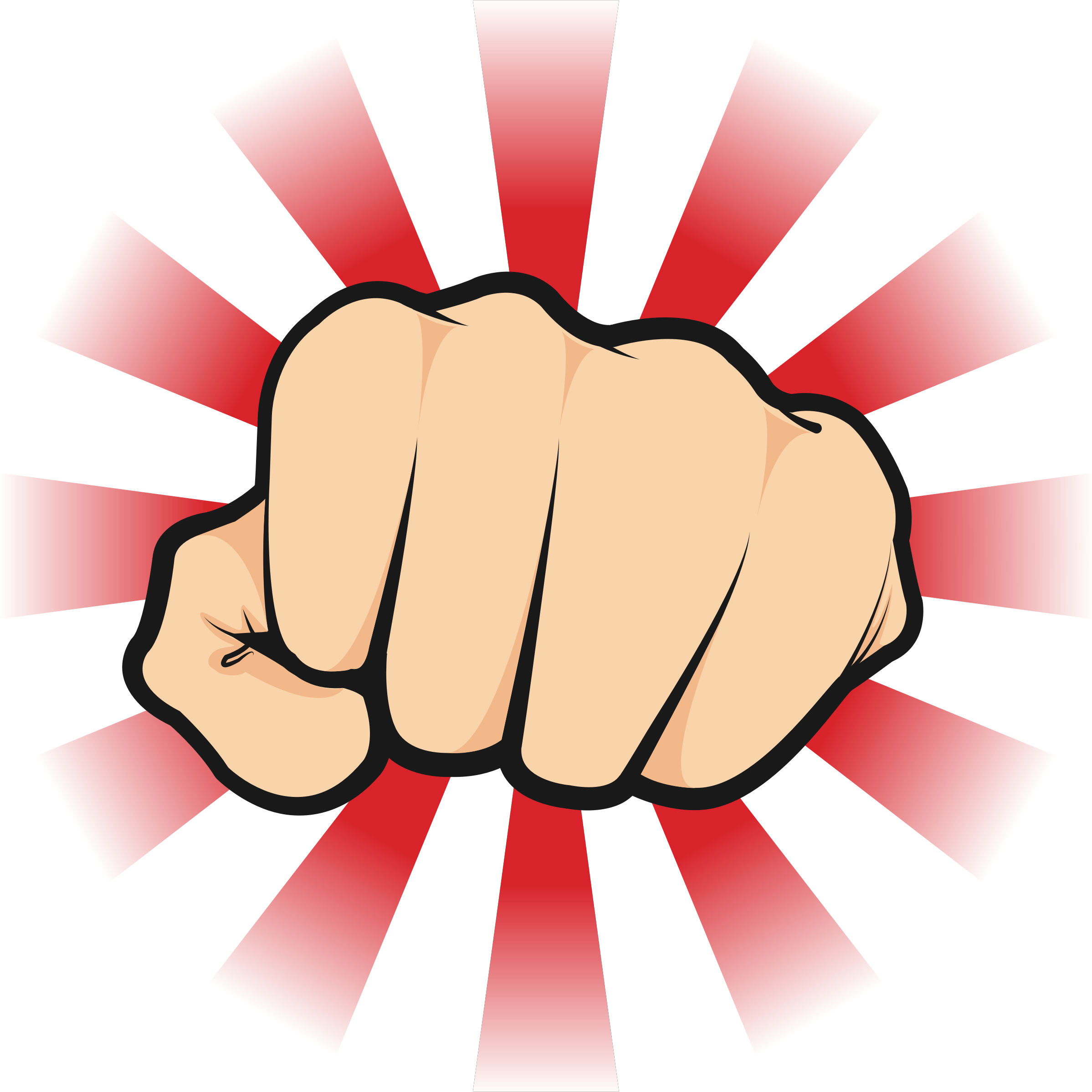 Fight clipart punched. Punch big image png