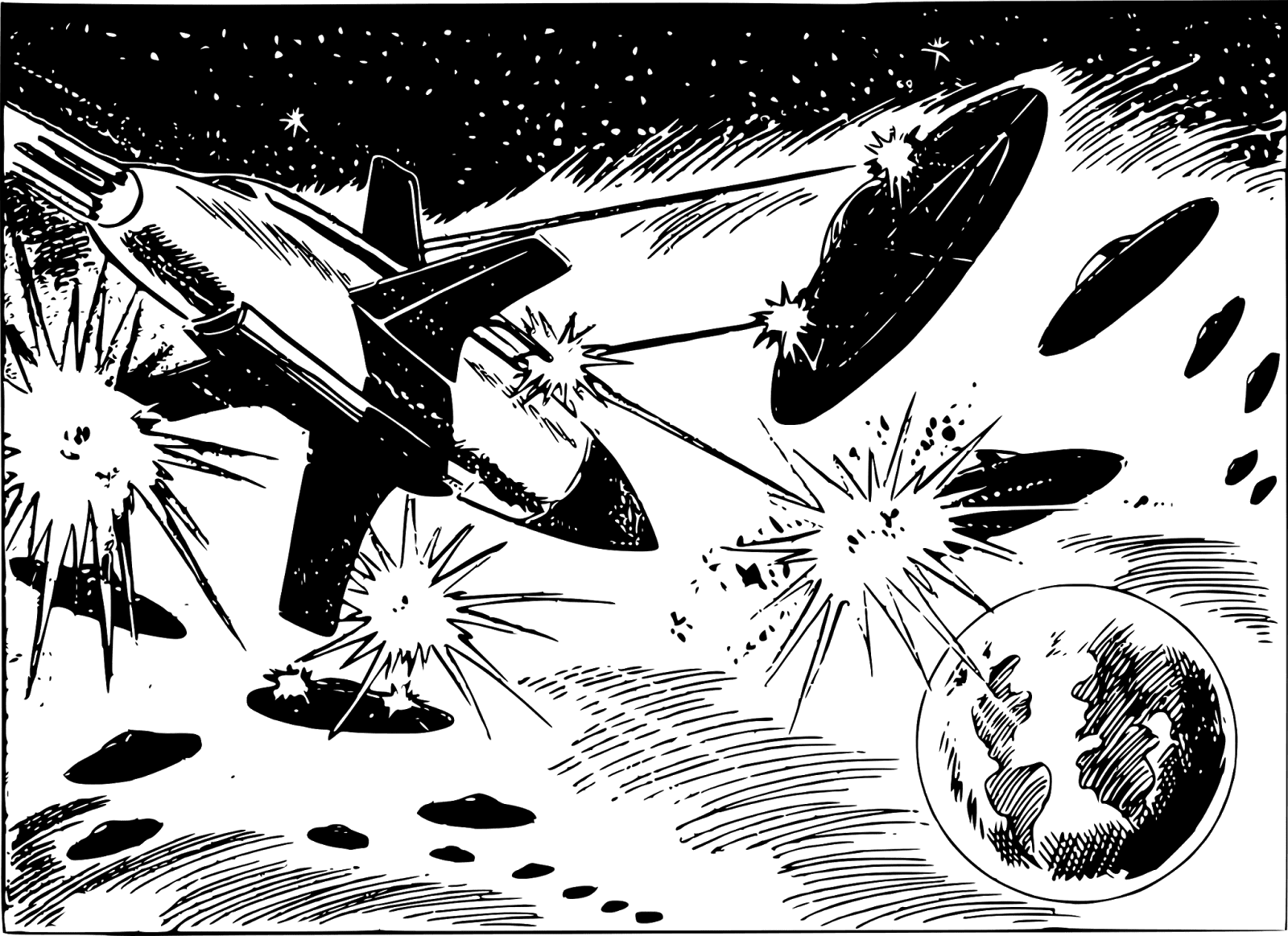 Den of the lizard. Future clipart space colony