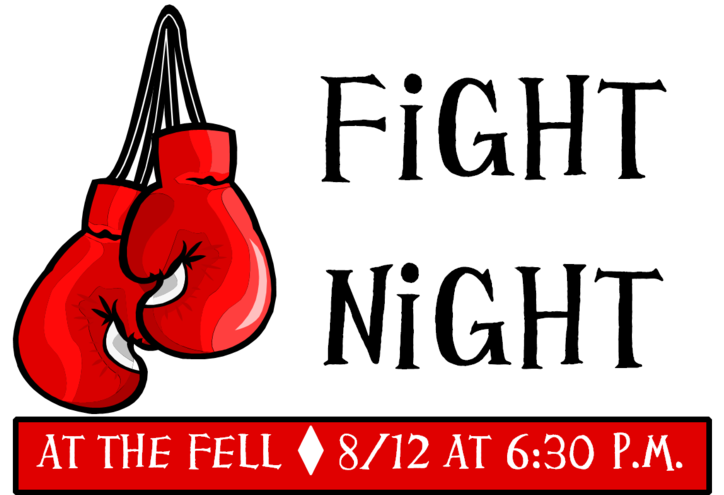 Fight clipart school fight. Event night at the