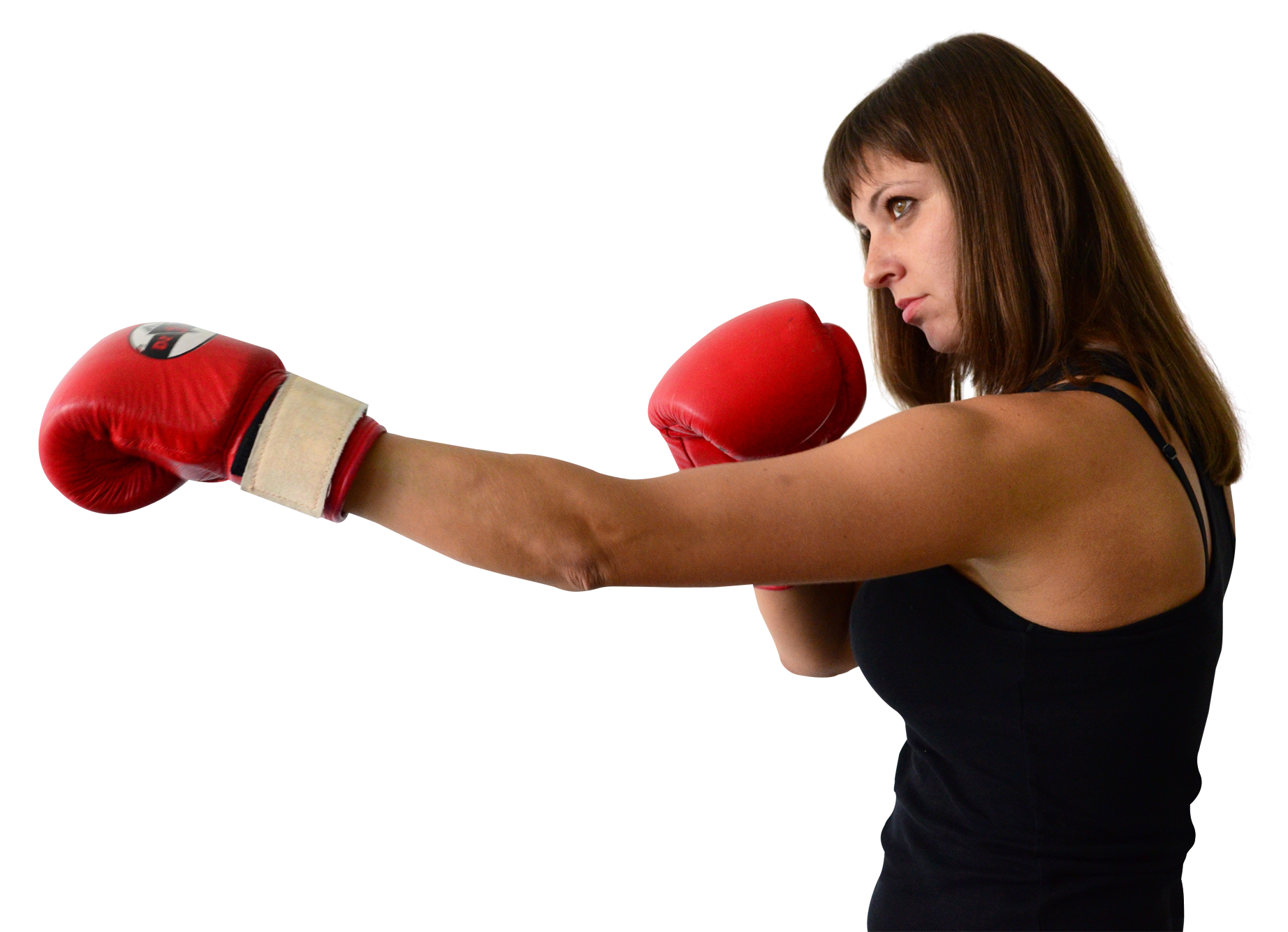 Boxer png transparent image. Fighting clipart woman boxing