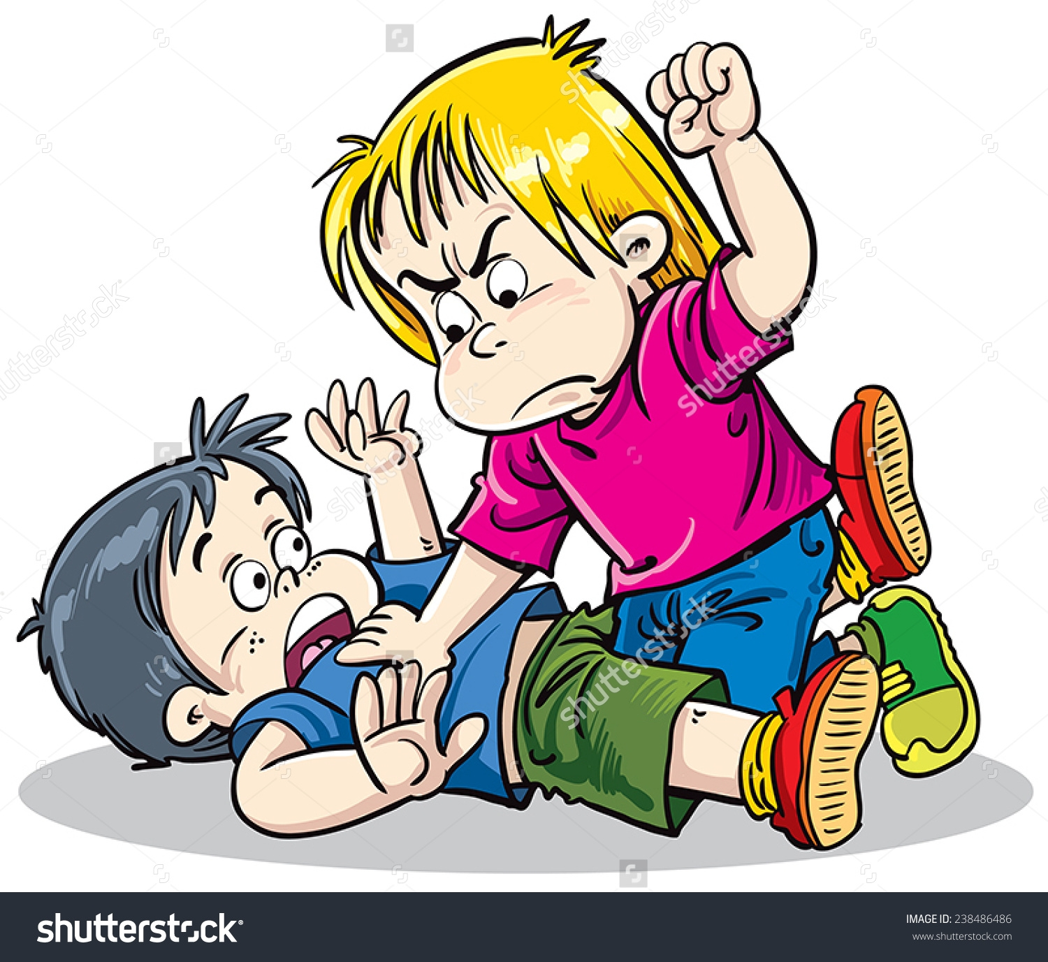 Fighting station . Fight clipart