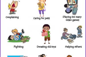 Habits for kids portal. Fighting clipart kid bad habit