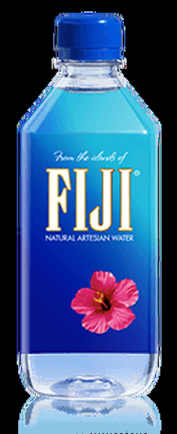 Artesian water ml . Fiji bottle png