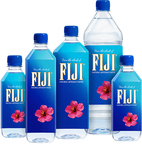Aquadeli fine bottled mineral. Fiji water bottle png