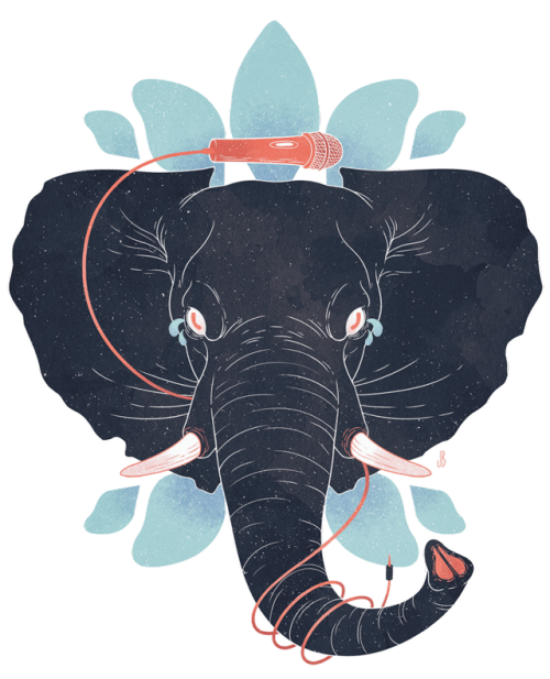 The color of an. Filigree clipart elephant