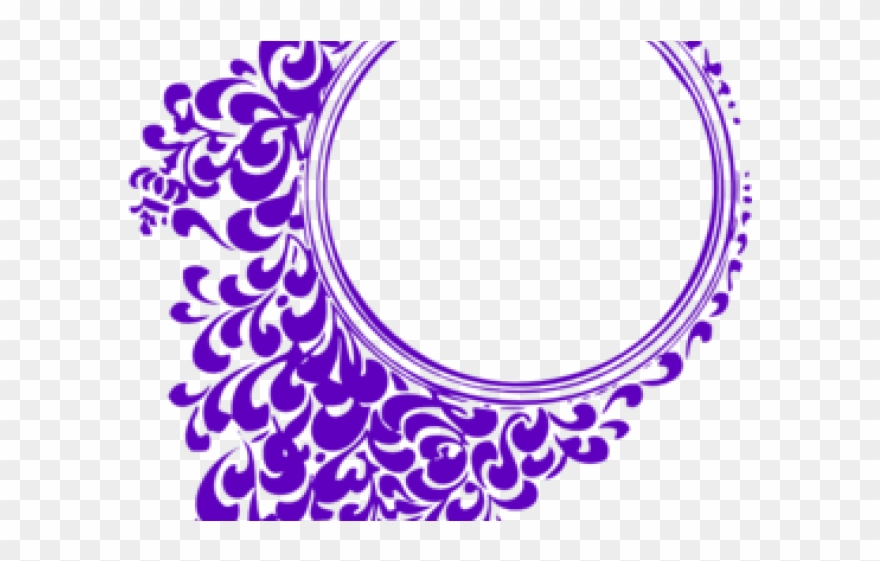 Filigree clipart filigree design. Octigons frame border png